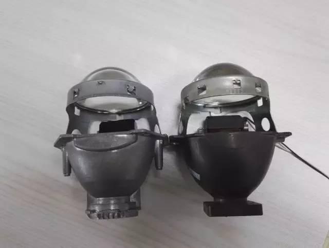 Q5透镜和海5透镜对比