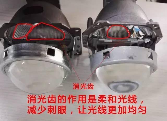 q5透镜与海5透镜不同之处