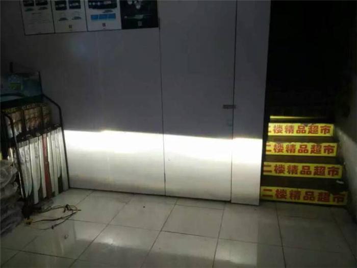 本田CRV车灯改装阿帕6近光效果
