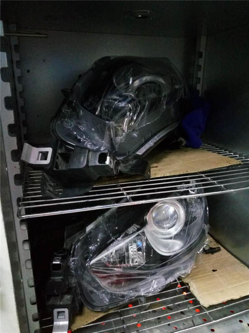 马自达CX-5车灯改装-大灯总成加热
