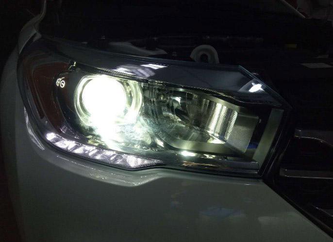 车主:改led大灯要透镜?后期加装透镜简单吗?阿帕带带你